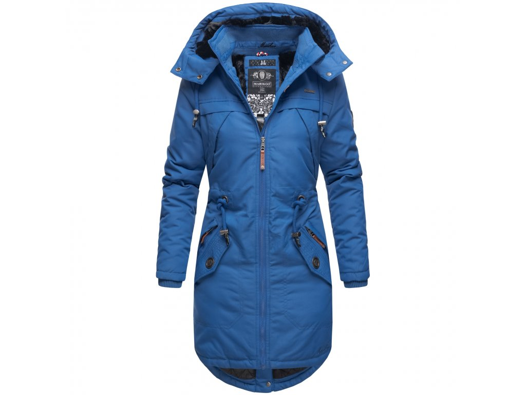 Dámska zimná bunda Kamii Marikoo - BLUE