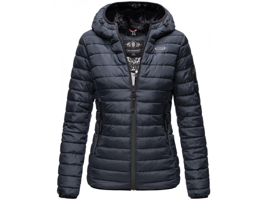 Dámska zimná bunda Jaylaa Marikoo - BLUE