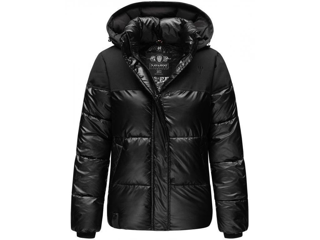 Dámska zimná bunda Sarafina Navahoo - BLACK