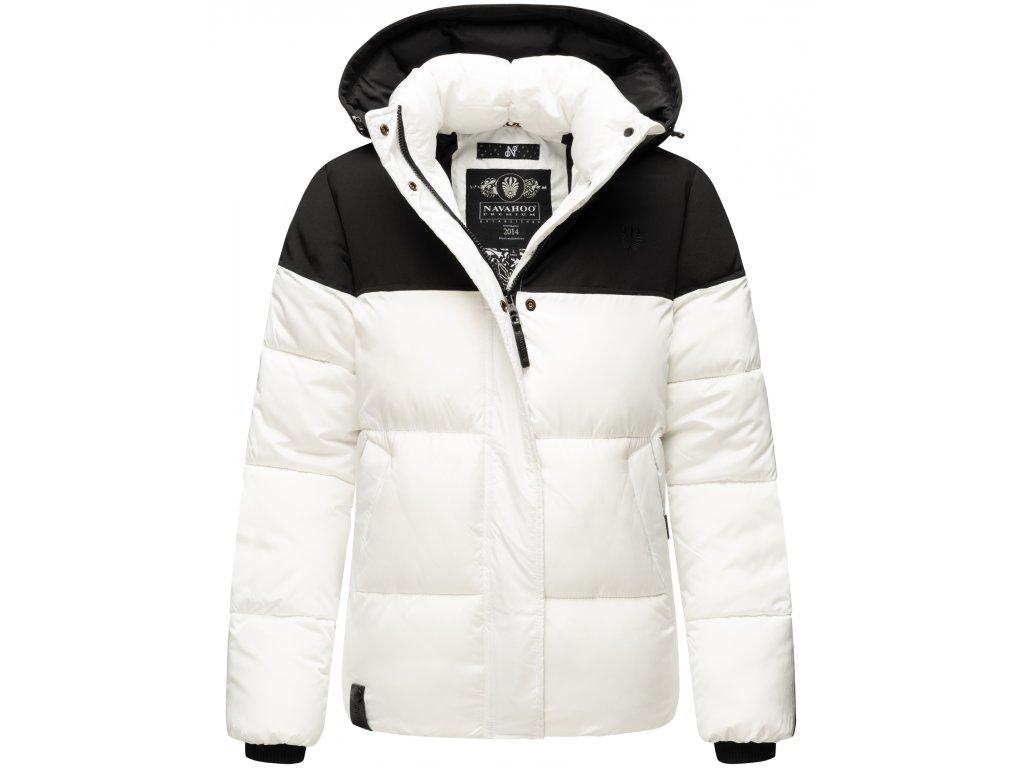 Dámska zimná bunda Sarafina Navahoo - WHITE