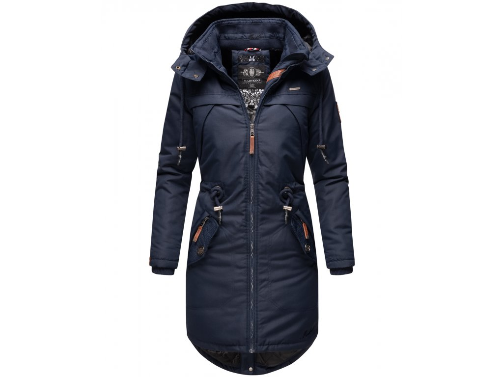 Dámska zimná bunda Kamii Marikoo - NAVY