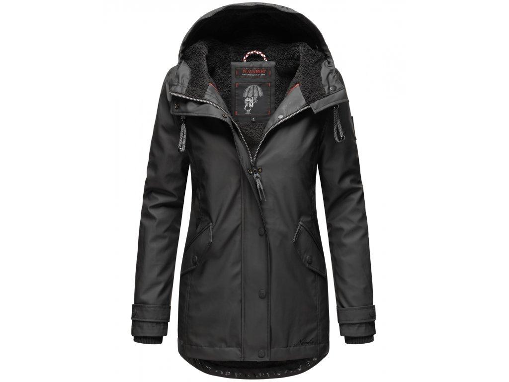 Dámska nepremokavá bunda Lindraa Navahoo - BLACK