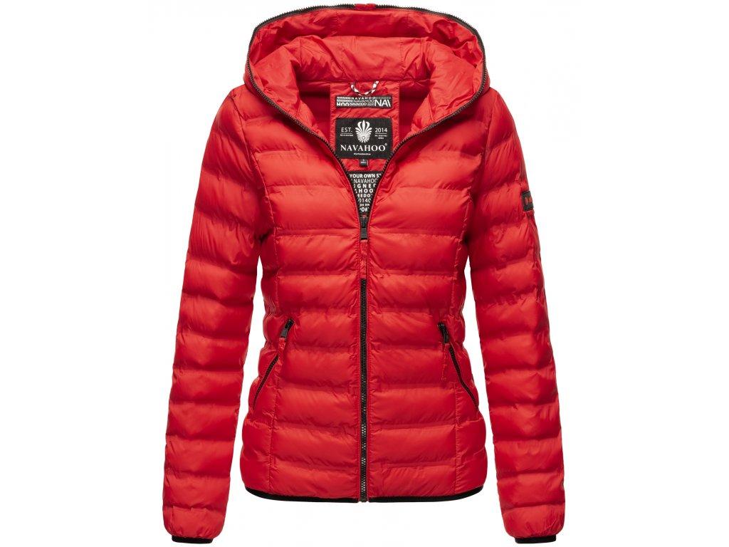 Dámska jarná-jesenná bunda Neevia Navahoo - RED
