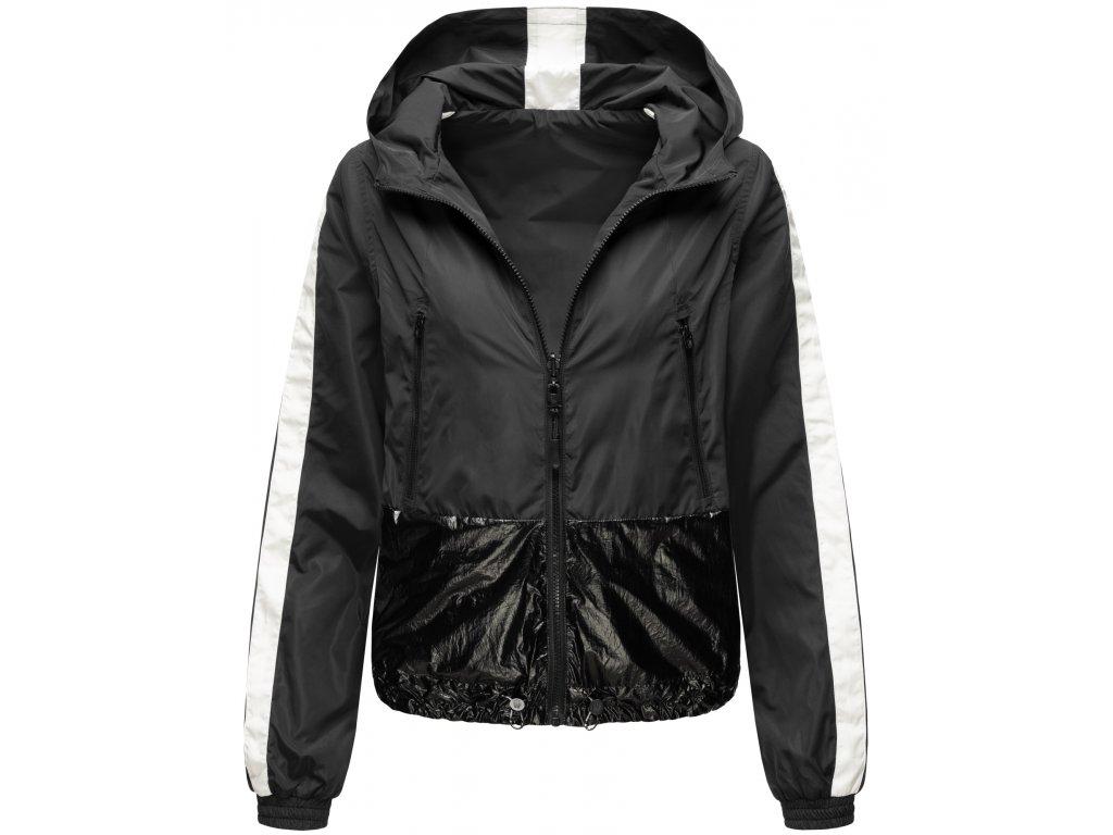 Dámska jarná - jesenná bunda Sunitaa Navahoo - BLACK