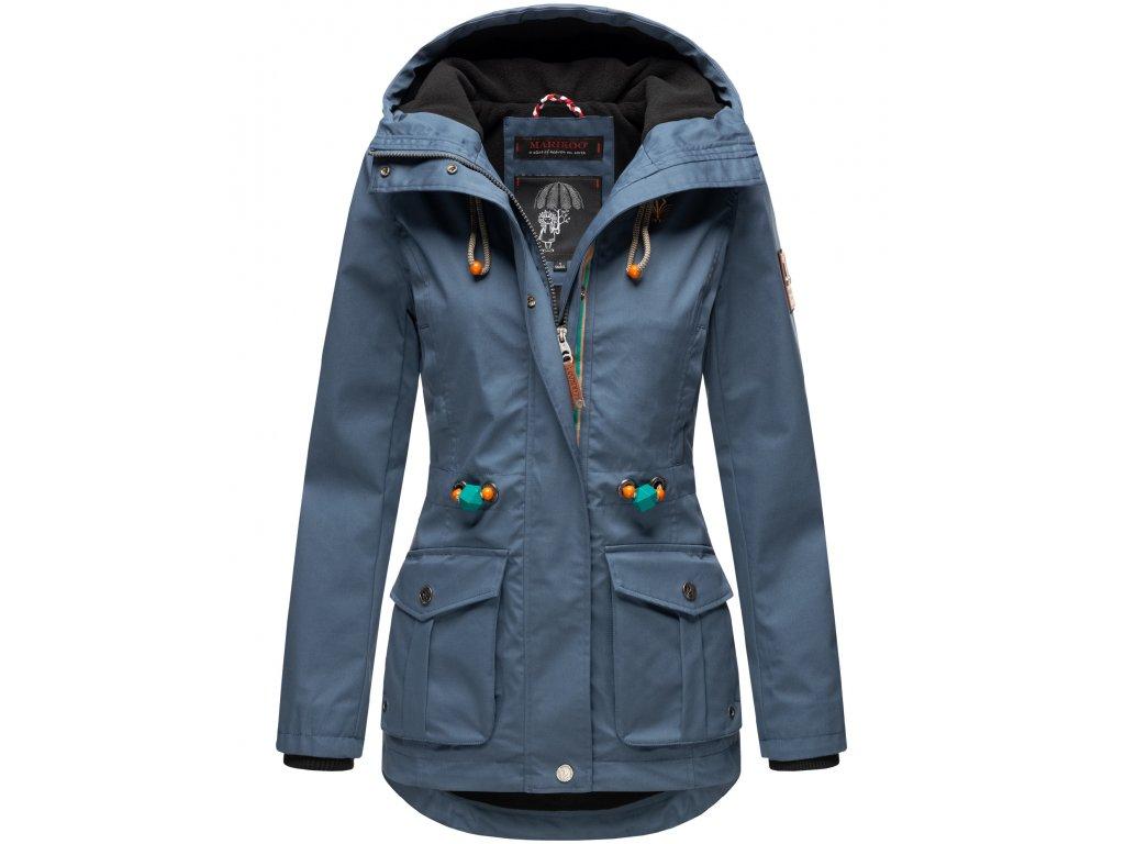 Dámska outdoor voduodpudivá bunda Babetaa Marikoo - BLUE