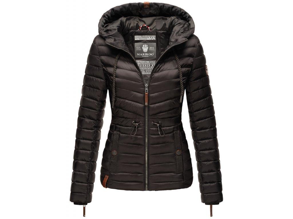 Dámska jarná-jesenná bunda Aniyaa Marikoo - ANTRACITE