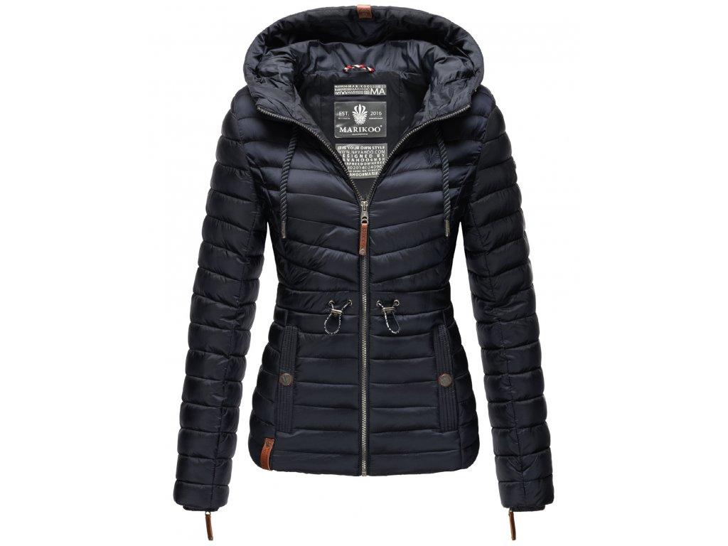 Dámska jarná-jesenná bunda Aniyaa Marikoo - NAVY