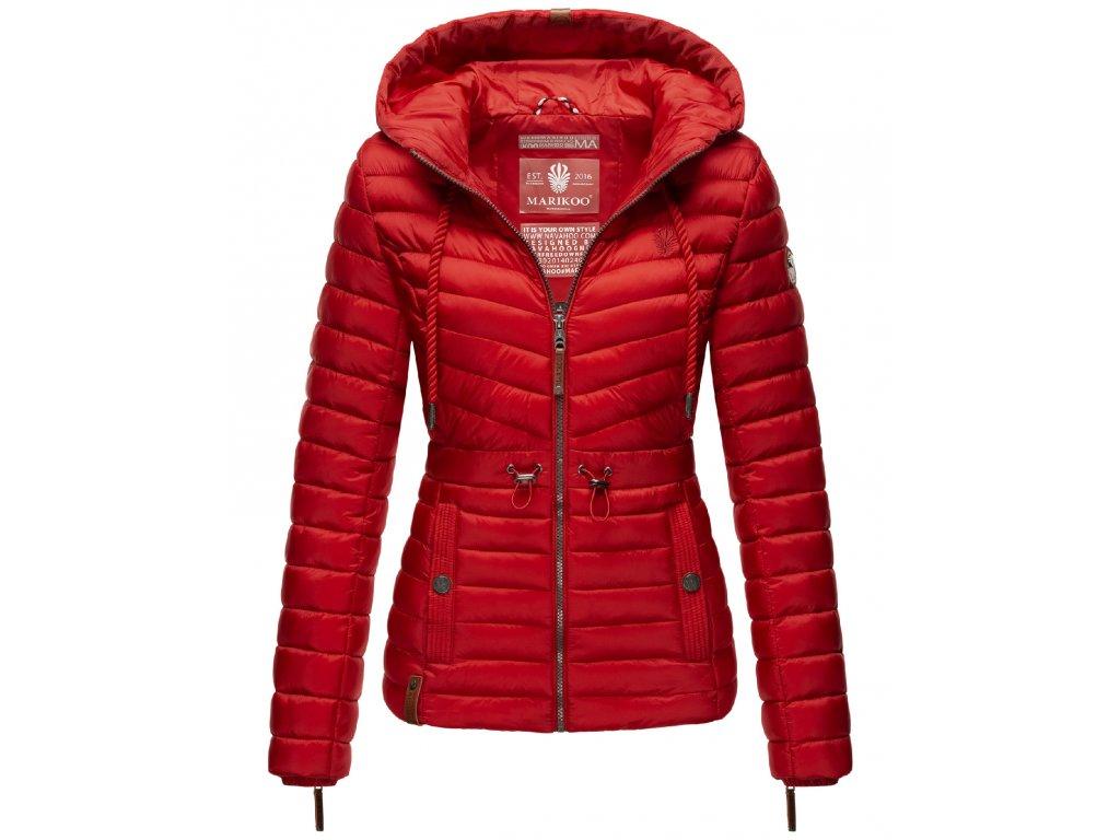 Dámska jarná-jesenná bunda Aniyaa Marikoo - RED