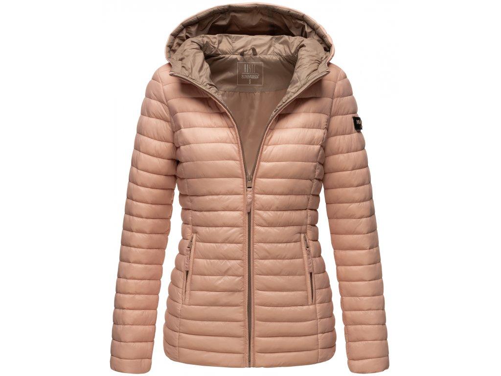 Dámska jarná-jesenná bunda Asraa Marikoo - ROSE