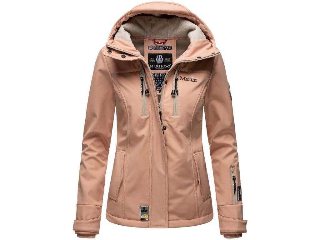Dámska jarná / jesenná bunda KleineZicke Marikoo - ROSE