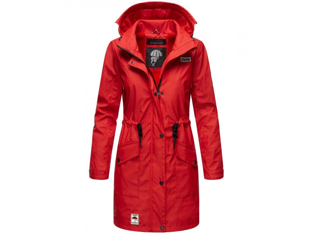 Dámska zimná bunda do dažďa Deike Navahoo - RED
