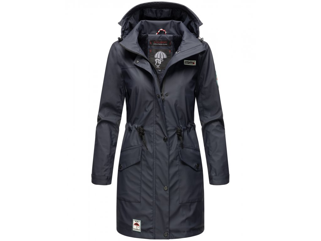 Dámska zimná bunda do dažďa Deike Navahoo - NAVY