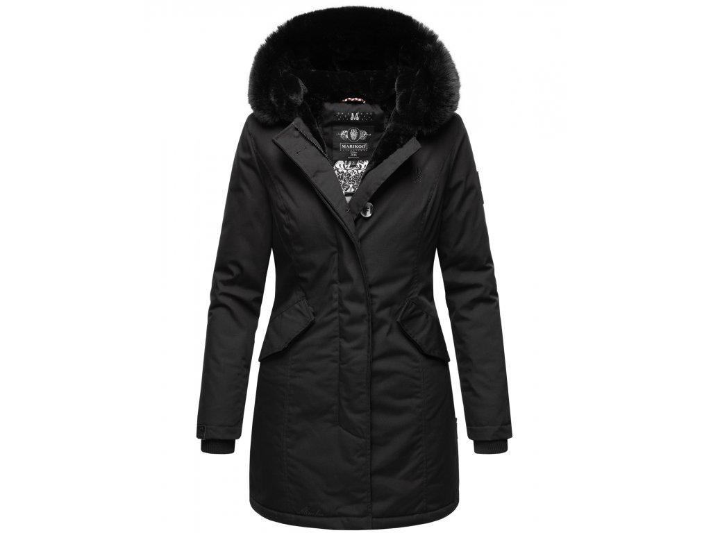 Dámska zimná bunda Karambaa Marikoo - BLACK