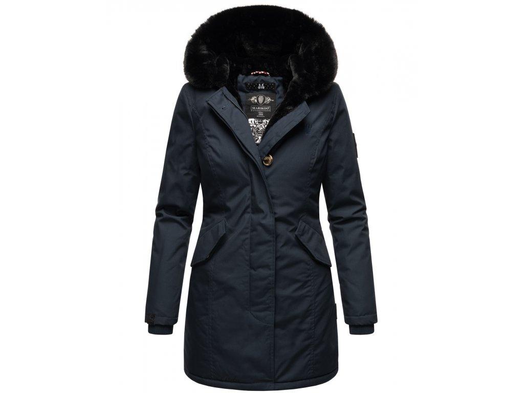 Dámska zimná bunda Karambaa Marikoo - NAVY