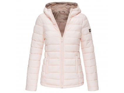 Dámska zimná bunda s kapucňou Lucy Marikoo - ROSE