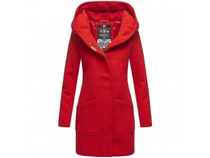 Dámsky zimný kabátik Maikoo Navahoo - RED