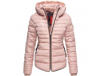 Dámska zimná bunda s kožušinkou Amber Marikoo 2019 - ROSE