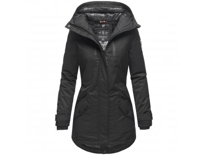 Dámska zimná športová bunda Avrille Navahoo - BLACK