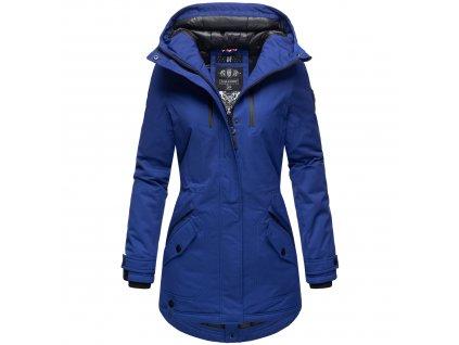 Dámska zimná športová bunda Avrille Navahoo - BLUE JEAN