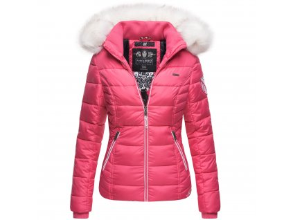 Dámska zimná bunda Khingaas Navahoo - PINK
