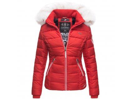 Dámska zimná bunda Khingaas Navahoo - RED