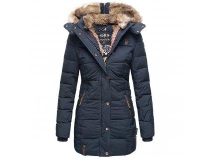 Dámska zimná bunda Lieblings Jacke Premium Marikoo - NAVY