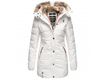 Dámska zimná bunda Lieblings Jacke Premium Marikoo - WHITE