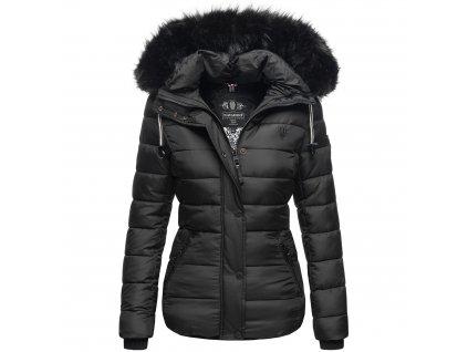 Dámska zimná bunda Zuckerbiene Navahoo - BLACK