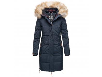 Dámska zimná bunda Halina Navahoo - NAVY