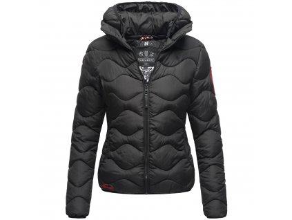 Dámska zimná bunda KeyColor Navahoo - BLACK