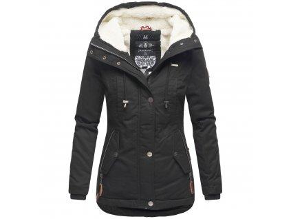 Dámska zimná bunda Bikoo Marikoo - BLACK