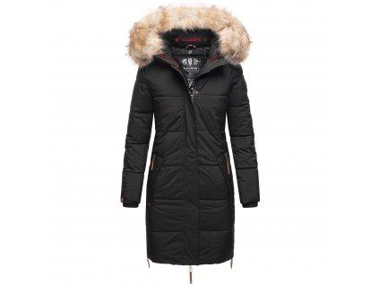 Dámska zimná bunda Halina Navahoo - BLACK