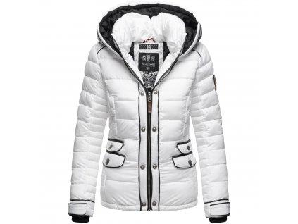 Dámska zimná bunda Hasimausi Marikoo - WHITE