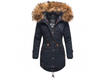 Dámska zimná bunda La Viva Princess Navahoo - NAVY