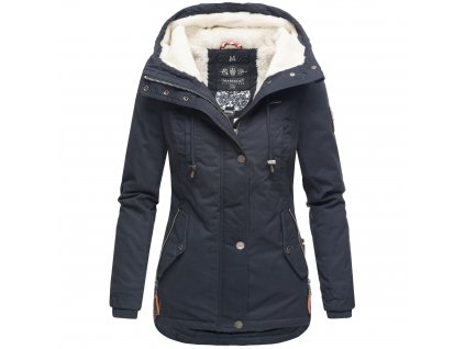 Dámska zimná bunda Bikoo Marikoo - NAVY