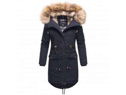 Dámska zimná bunda Rosinchen Navahoo - NAVY
