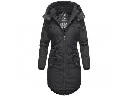 Dámska zimná bunda Kamii Marikoo - BLACK