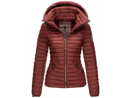 Dámska jarná / jesenná bunda Lowenbaby Marikoo - BORDEAUX