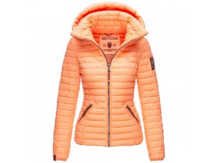 Dámska jarná / jesenná bunda Lowenbaby Marikoo - LIGHT ORANGE
