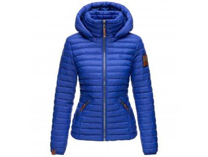 Dámska jarná / jesenná bunda Lowenbaby Marikoo - BLUE