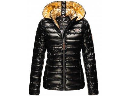 Dámska zimná bunda Aurealianaa Navahoo - BLACK
