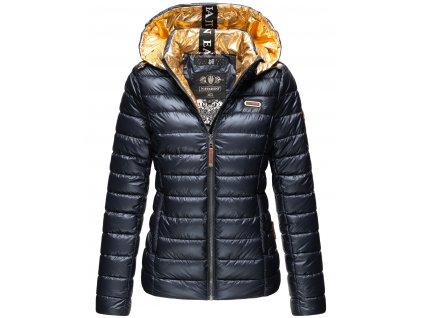 Dámska zimná bunda Aurealianaa Navahoo - NAVY
