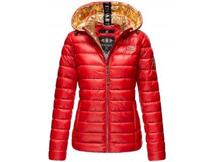 Dámska zimná bunda Aurealianaa Navahoo - RED