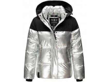 Dámska zimná bunda Sarafina Navahoo - SILVER