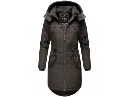 Dámska zimná bunda Kamii Marikoo - ANTRACITE
