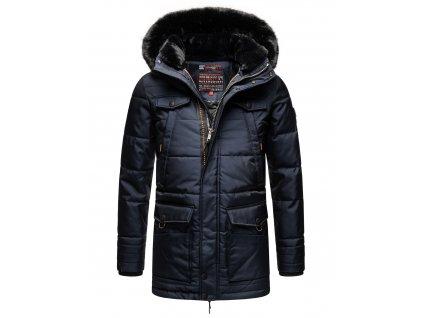 Pánska zimná bunda Luaan Navahoo - NAVY