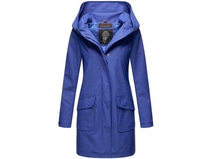 Dámsky nepremokavý kabát Delishiaa Navahoo - BLUE JEAN