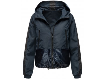 Dámska jarná - jesenná bunda Sunitaa Navahoo - NAVY