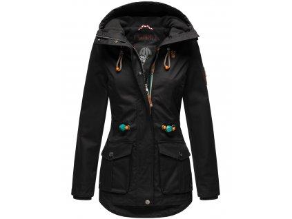 Dámska outdoor voduodpudivá bunda Babetaa Marikoo - BLACK