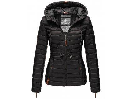 Dámska jarná-jesenná bunda Aniyaa Marikoo - BLACK